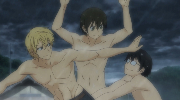 Golden Time True Friendship Right Here