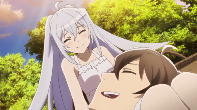 This is how I will remember Plastic Memories.